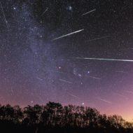 Meteors galore!