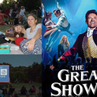 Films and concerts in the great outdoors!